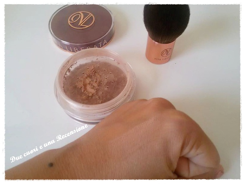 vita liberata colorazione sunkissed