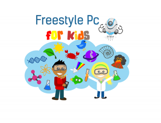 Freestyle Pc for kid impara giocando